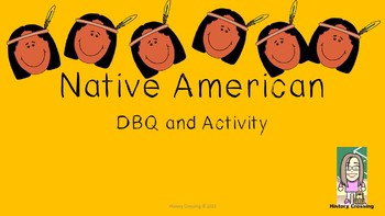 Native American DBQ