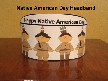 Native American Day Hat