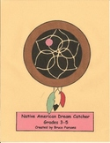 Native American Dream Catcher (3-5)