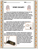Native American Dream Catcher Cause and Effect
