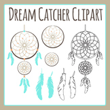 Native American Dream Catcher Clip Art for Commercial Use