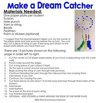 Native American Dream Catchers