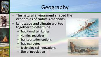 Native American Economies