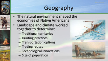 Native American Economies