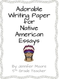 Native American Essay - Writing Papers