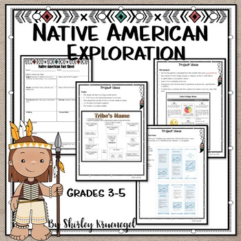 Native American Exploration
