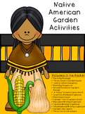 Native American Garden Activity Packet