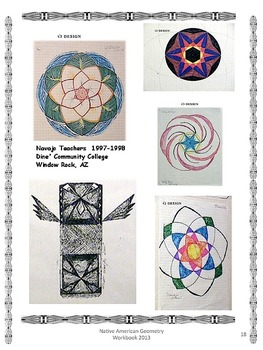 Native American Geometry - Student Files