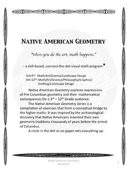 NATIVE AMERICAN GEOMETRY WORKBOOK SERIES: HOWDY!