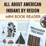 Native American Mini Book: Woodland, Plains, Coastal, Inuit, & Southwest