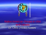 Native American Groups in USA and Canada - PPT Presentation