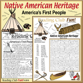 Native American Heritage: History, Culture, Tribal Words a