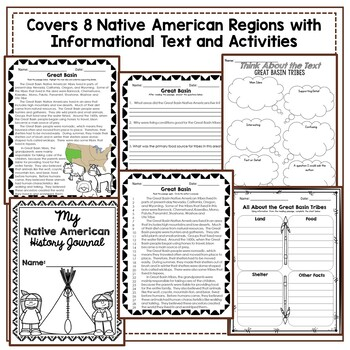 Native American Heritage Month Celebrate Diversity Close Readings and Activities