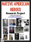 Native American Heroes Research Project