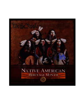 Native American Heritage Month Research and Create a Holid