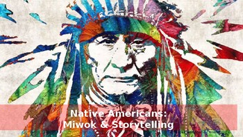 Native American History Powerpoint and Google Slides Link