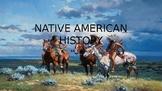 Native American History by Region