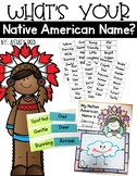 Native American Indian Names