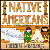 Native American Indian Reading Activities
