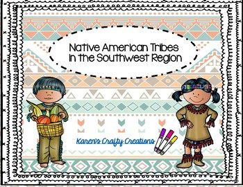 Native American Indian Tribes in the Southwest Region