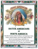 Native American Indian Tribes of North America - complete teaching unit