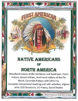 Native American Indian Tribes of North America - complete