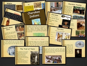 Native American Indians- The Best Power Point EVER!