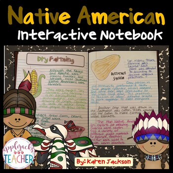 Native American Interactive Notebook