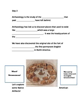Native American Interactive Notes