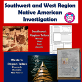 Native American Investigation: Southwest and Western Tribes