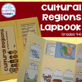 Native American Cultural Regions Lapbook/INB for Upper Elementary
