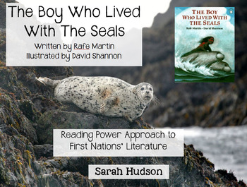 Native American Legends - The Boy Who Lived With Seals