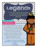 Native American Legends:Resources,ideas,&Activities to hel