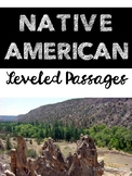 Native American Leveled Passages