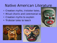 Native American Literature Powerpoint Trickster Tales Creation Myths