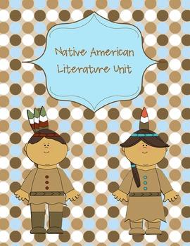 Native American Literature Unit