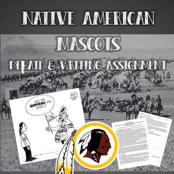 Native American Mascots Debate