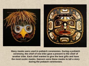 Native American Masks