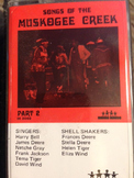Native American Music - Songs of the Muskogee Creek (Part 2)