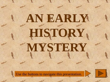 Native American Mystery  The Kennewick Man Powerpoint