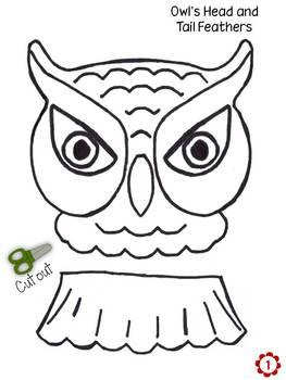 NATIVE AMERICAN MYTH: WHY THE OWL HAS BIG EYES, CRAFTIVITY AND PRINTABLES