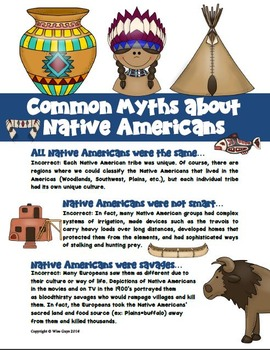 Native American Myths and Misconceptions