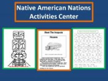 Native American Nations Activity Center