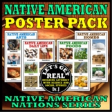Native American POSTER SET
