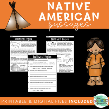 Native American Passages