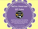 Native American Pawnee, Inuit, Nez Perce, Kwakiutl, Hopi, Seminole Task Cards