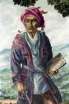 Native American Photos (Sequoyah, Cherokee)