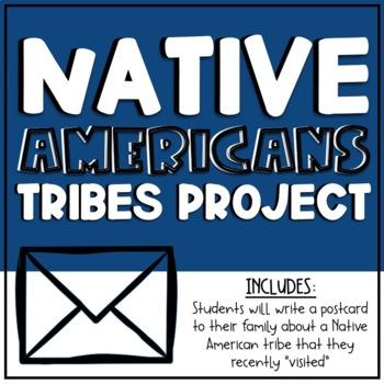 Native American Postcard Project