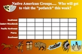 "Native American ""Potlatch"" Race"