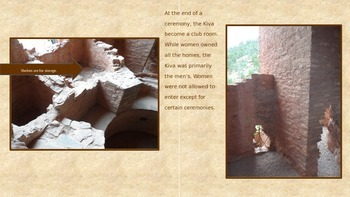 Native American PowerPoint Series-Ancient Anasazi Indian Cliff Dwellers